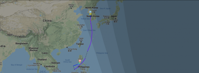 Asiana Airlines Airbus A350 Engine Issues Prompts Diversion ...