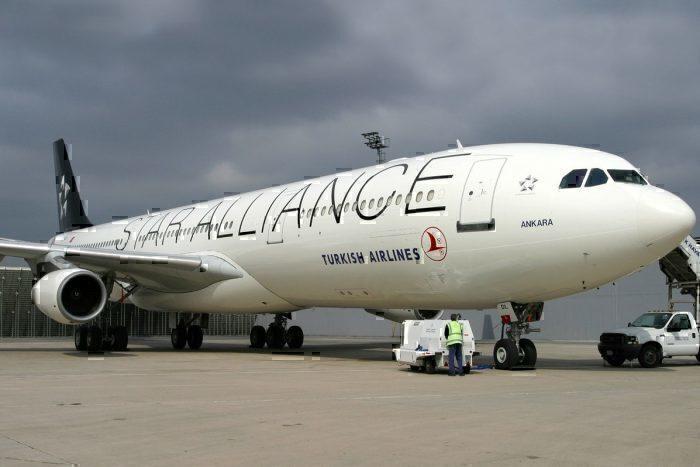 Star Alliance Turkish Newark