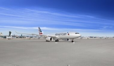 Airbus A330 American Airlinse