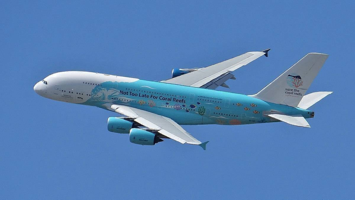 These Are The World's Greenest Airlines