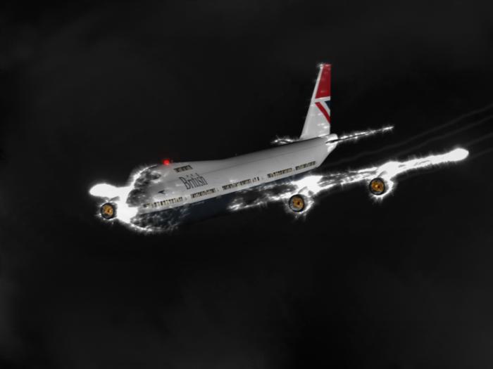 British Airways Flight 9