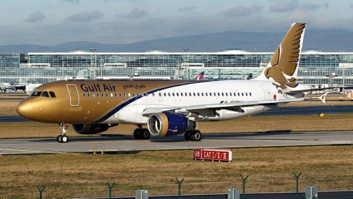 A9C-AP Gulf Air A320