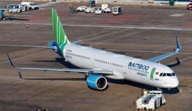 Bamboo Airways Airbus A321 NEO VN-A589