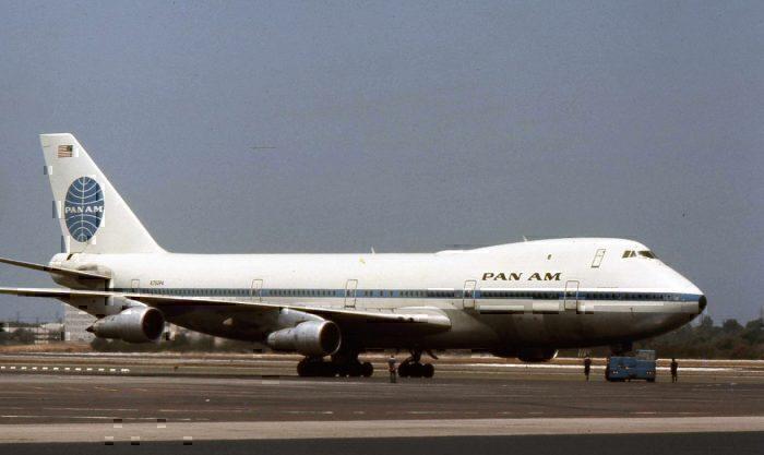 Pan American Boeing 747