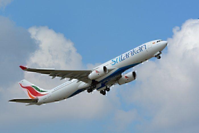Srilankan Airlines, Airbus A330-300 4R-ALM NRT