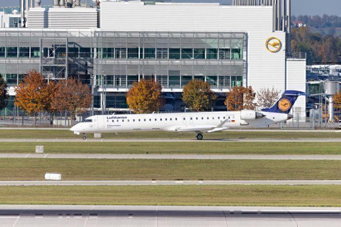Lufthansa, Munich, Paris Orly