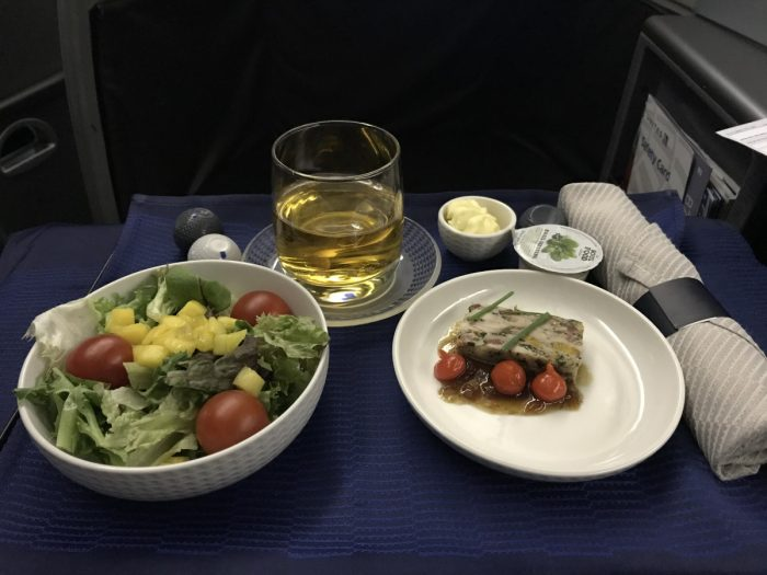 United Polaris 777 starter
