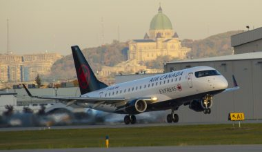 Air Canada, Nashville, Newark, Boston