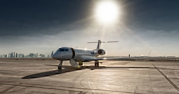 The Gulfstream G650ER