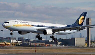 Jet Airways Airbus A330-300 VT-JWU