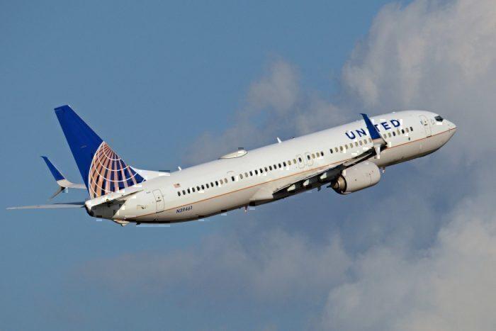Boeing 737-924(w) 'N39461' United Airlines