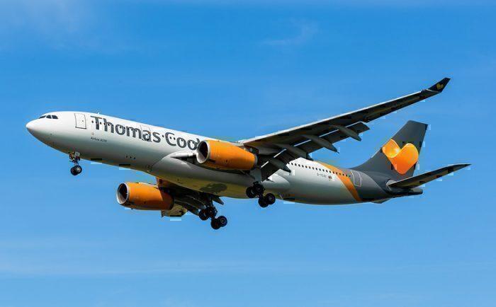 Thomas Cook Airbus A330