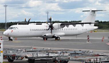 Nordica, ES-ATB, ATR 72-600