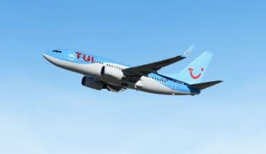 TUI Boeing 737-700 Next Generation