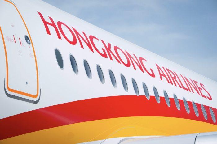 Airbus Hong Kong Airlines