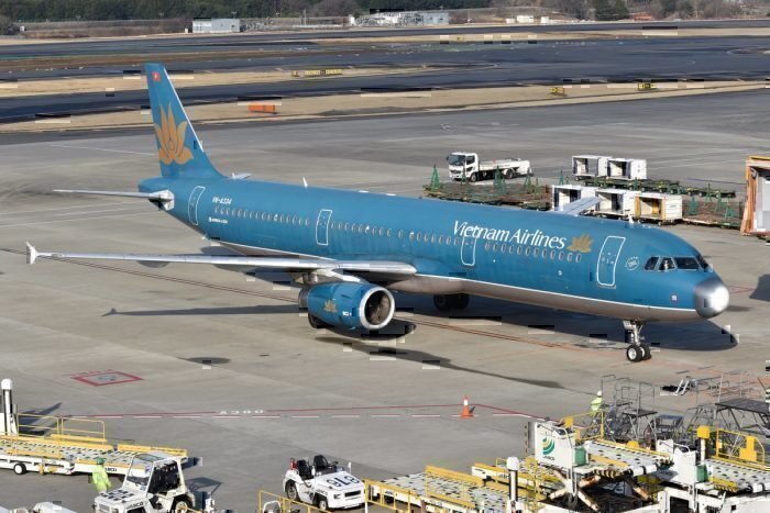 Airbus A321-231 'VN-A334' Vietnam Airlines