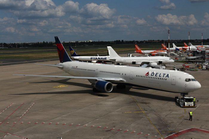 Delta Air Lines Boeing 767