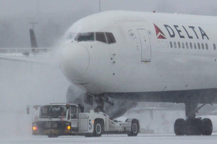 Delta Snow