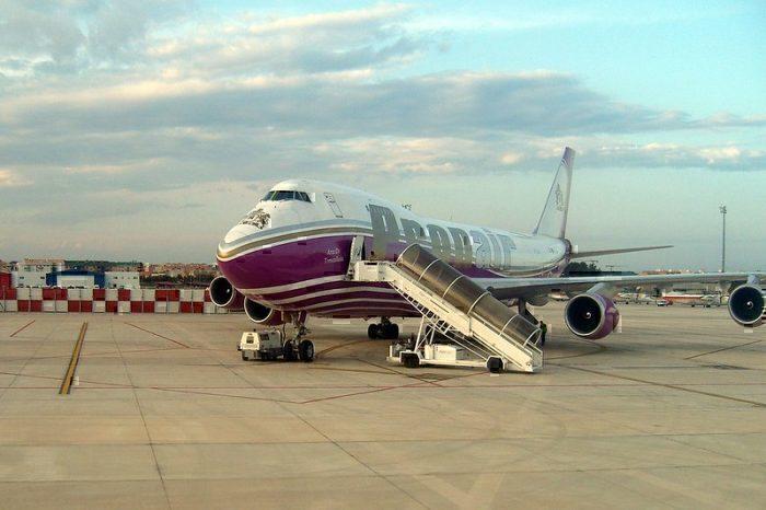 Pronair Boeing 747