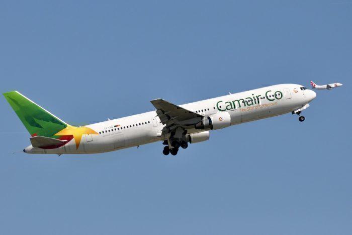 A Camair Boeing 767