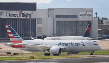 American and Delta Planes