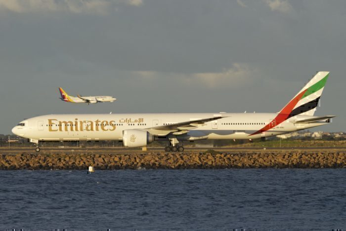 Oxygen Masks Fall Onboard Emirates Boeing 777 Near Mumbai