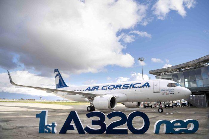 Airbus, Air Corsica, A320neo