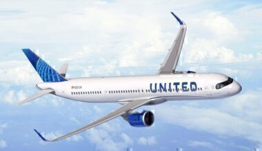 United A321XLR