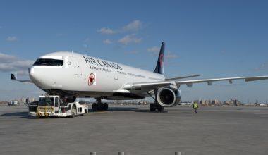 A330 Air Canada
