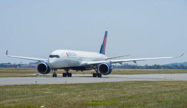 Delta Air Lines, Beijing Daxing, 2020