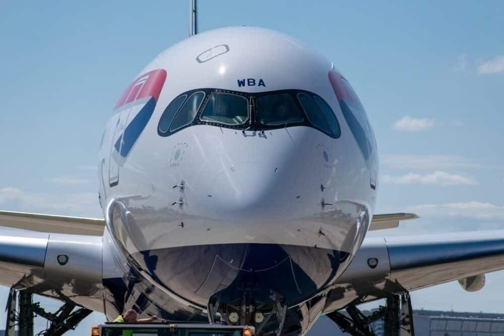 British Airways, Airbus A350, Centenary