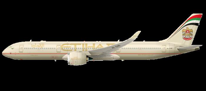 Etihad A350