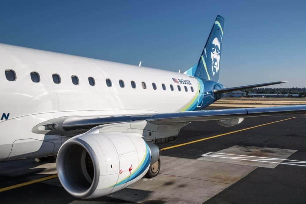 Alaska Airlines Aircraft