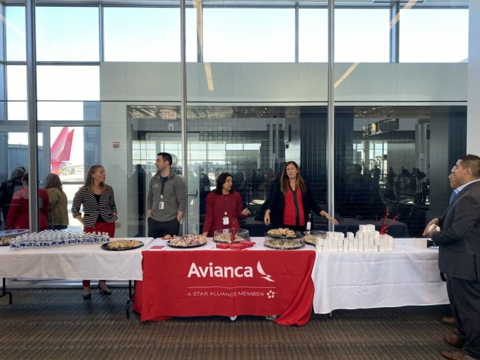 Avianca Gate