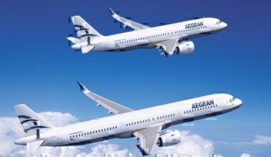 AEGEAN A320neo and A321neo