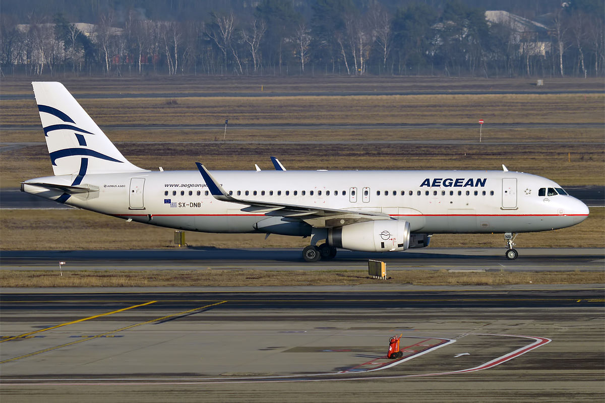 Aegean Airlines Shifts Capacity Growth Away From Athens