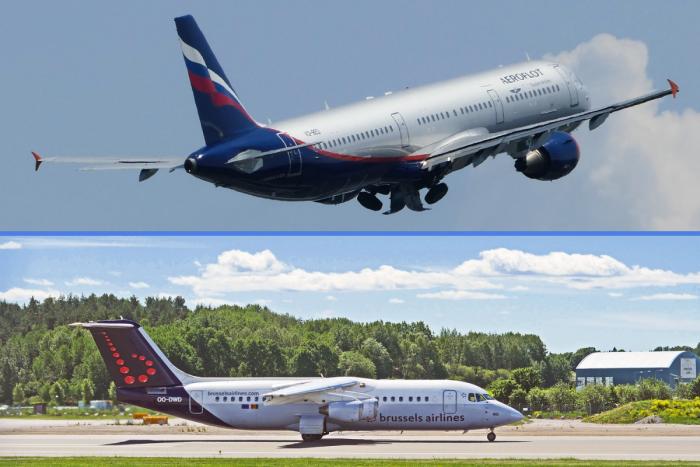 Aeroflot, Brussels Airlines, Codeshare