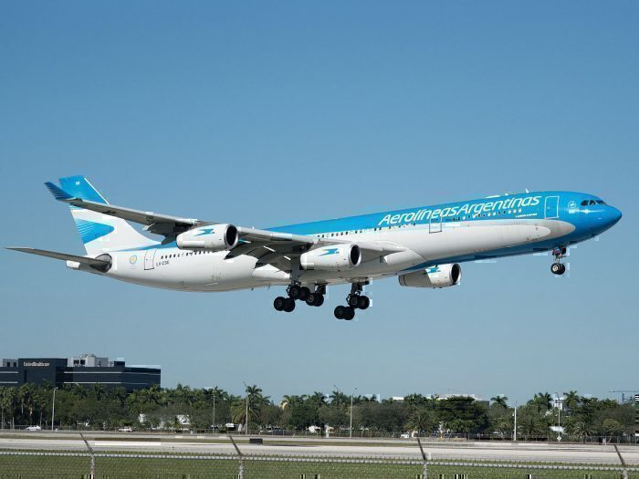Aerolineas Argentinas Moves Closer To A340 Retirement