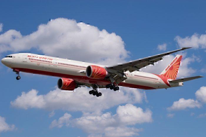 Air India, Mumbai, London Stansted