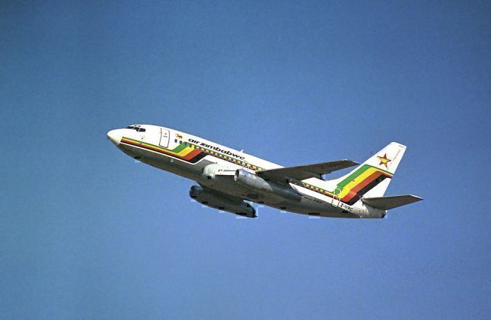 Air Zimbabwe aircraft