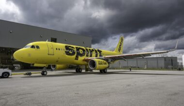 Spirit Airlines, Department of Transportation