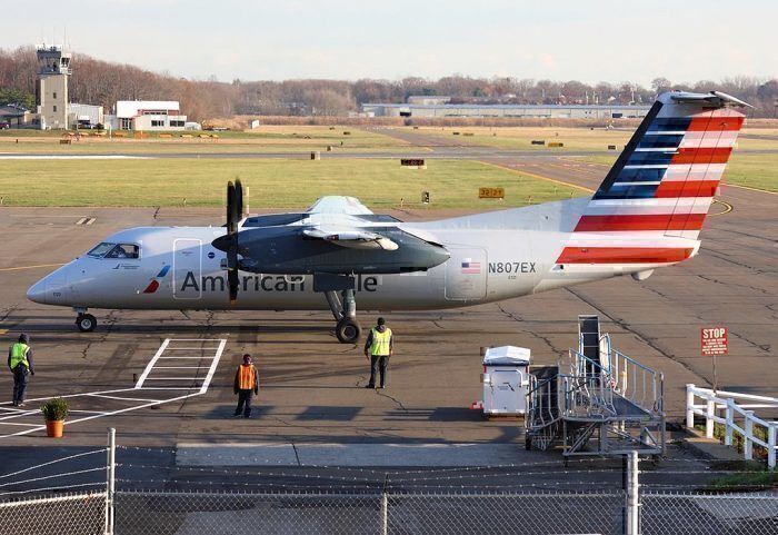 What Happened To Mesa Airlines' Dash 8 Aircraft?