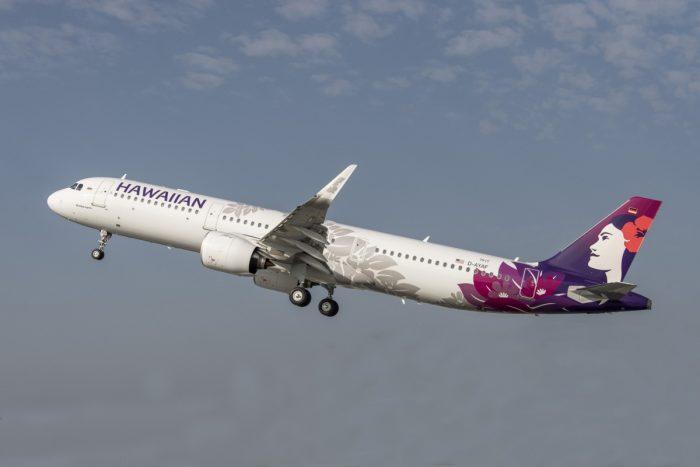 A321neo Hawaiian