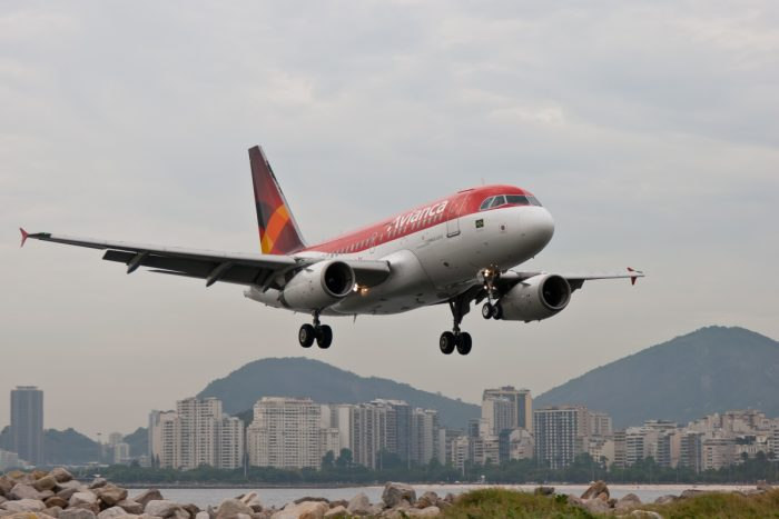 Avianca A318