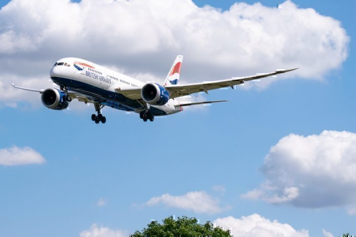 British Airways, Boeing 787, Guide
