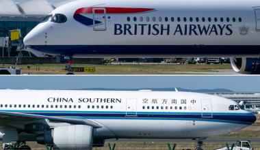 British Airways, China Southern, Joint Business Agreement