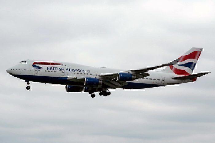 British Airways, American Airlines, New York JFK