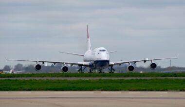 British Airways, Boeing 747, Replacement
