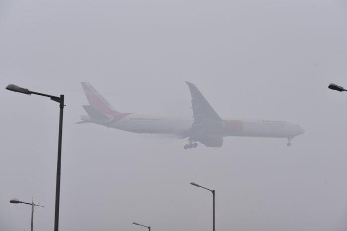 Air India Fog