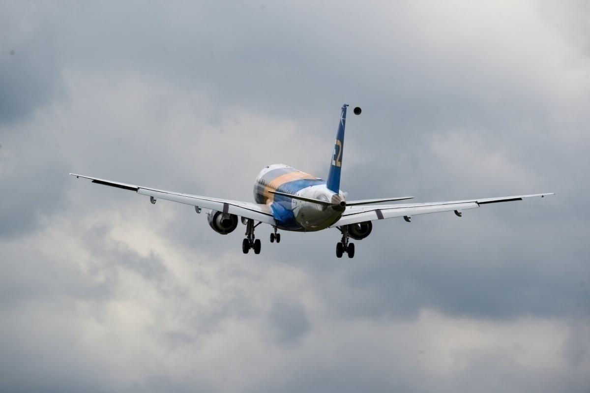 E175-E2 test flight